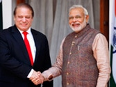 Live: All eyes on Modi-Sharif meet