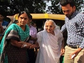 Modi must not mention mother's auto ride, sons have the right but sanyasis do not
