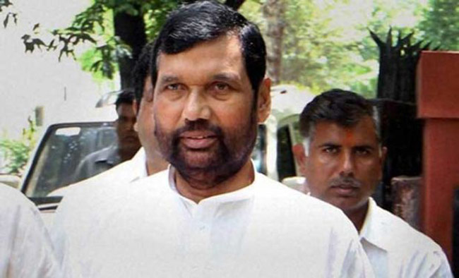 Ram Vilas Paswan Consumer Affairs Food And Public Distribution Minister Elections News