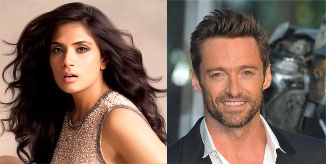 Richa To Share Screen Space With Hugh Jackman In Peter Pan Film