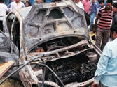 RTI activist found charred to death in Greater Noida