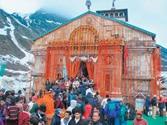 More than 1,000 devotees visit Kedarnath shrine on reopening day