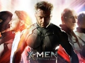 Hugh Jackman is in top form in X-Men: Days of Future Past