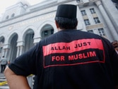 Only Muslims entitled to say Allah: Malaysian court