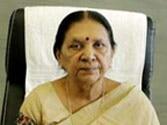 Anandiben Patel succeeds Narendra Modi as Gujarat's new chief minister