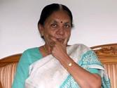 Gujarat CM Anandiben Patel's wishlist has Modi's echo