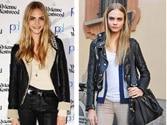 I always wear same clothes, says Cara Delevingne