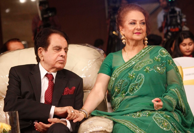 When Dilip Kumar Refused To Work With Wife Saira Banu