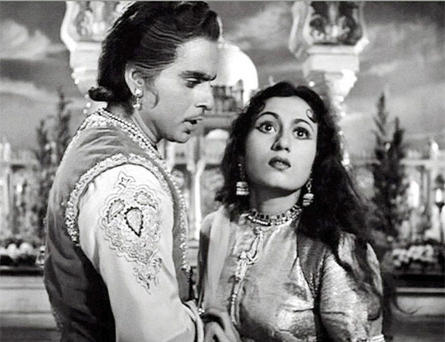 Image result for madhubala dilip kumar images