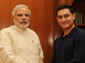 When Aamir met Modi