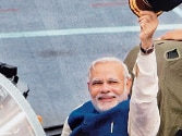 PM Modi secures India's defence