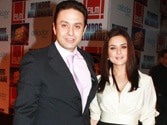 Police want to record Zinta's statement but where is she?