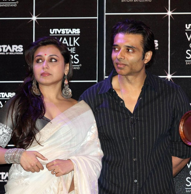 Rani Mukerji is a homemaker, says brother-in-law Uday Chopra