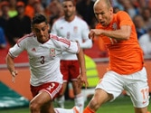 Penalty was unfair, Robben confesses to Mexico's Marquez