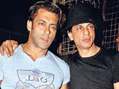 How SRK's response differed from Salman's on Zinta case