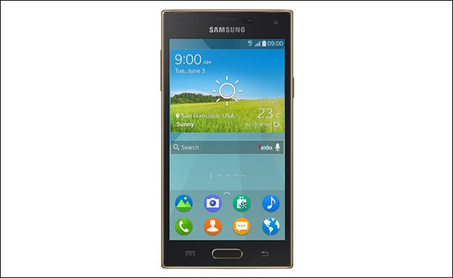 Samsung set to sell first Tizen phone in Q3 - Technology News