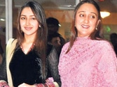 Dilip Kumar's grand-neice Sayeesha in Bollywood?
