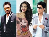 Bollywood stars wish their best man on Father's Day