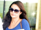 Preity Zinta apologises to media, issues statement on FB