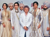 India Couture Week 2014: Global twist to desi fashion