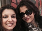 Aishwarya Rai Bachchan poses for selfie with lucky fan in London