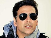 After Salman Khan, Akshay Kumar sings for his film