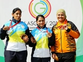 CWG 2014: India mount glory after shooters run amok on Day 3