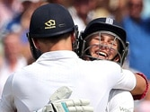 How to break records: Play against India. Just as England did with a record last-wicket partnership between Joe Root and James Anderson at Trent Bridge