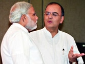 Absence of a core economic team of his own forced Jaitley to rely on bureaucrats from UPA regime