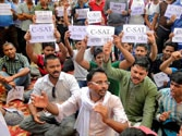 UPSC CSAT row: Rajnath Singh, Arun Jaitley hold high-level meeting