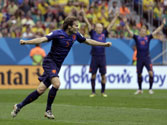 FIFA World Cup 2014: Netherlands vs Brazil, 3rd place Play-off