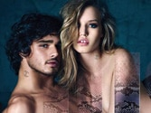 Mick Jagger's daughter's saucy perfume ad outrages Muslim group