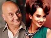 Kangana Ranaut reveals all on The Anupam Kher Show