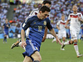 Germany vs Argentina: FIFA World Cup 2014 Final, Rio de Janeiro