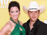 Country singer Justin Moore welcomes third daughter