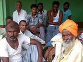 Not each other, it is the fear of 'outsider' in Moradabad