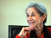 South African anti-apartheid author Nadine Gordimer dies at 90