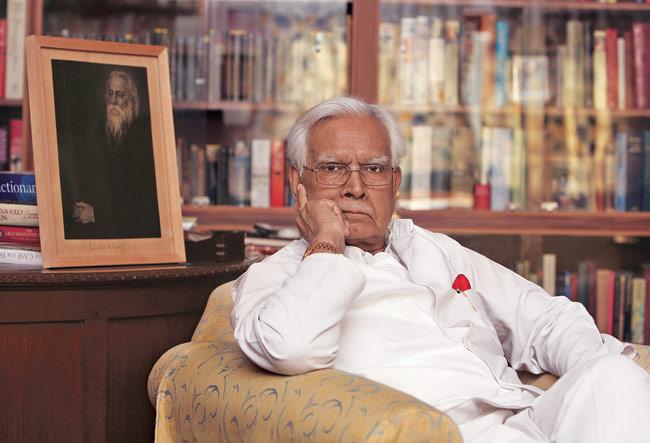 Former foreign minister Natwar Singh