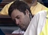 Why single out Rahul alone? Other leaders slept through Lok Sabha too