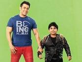 Salman Khan meets Akshat 'bhai'
