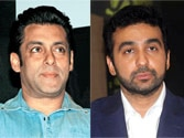 Raj Kundra takes swipe at Salman Khan, kicks up a storm