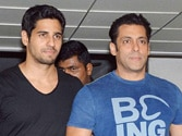 Salman gifts Sidharth Malhotra a watch on EK Villain's success