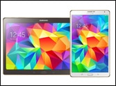 Galaxy Tab S 10.5 and 8.4 launched for Rs 44,800 and Rs 37,800
