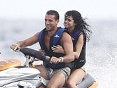 Selena Gomez gets wet and wild on birthday with a mystery man
