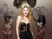 Shakira sets 100 million likes record on Facebook