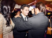When Shah Rukh Khan showered good luck on Armaan Jain