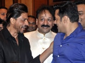 Salman Khan claims he's always been fond of Shah Rukh Khan