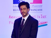 SRK gets top French civilian honour