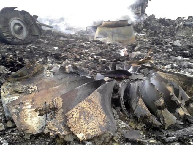 MH17 black boxes arrive in Britain for analysis
