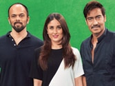 Ajay Devgn says India needs many more real Singhams